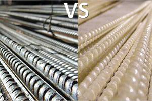 Что лучше композитная арматура или металлическая